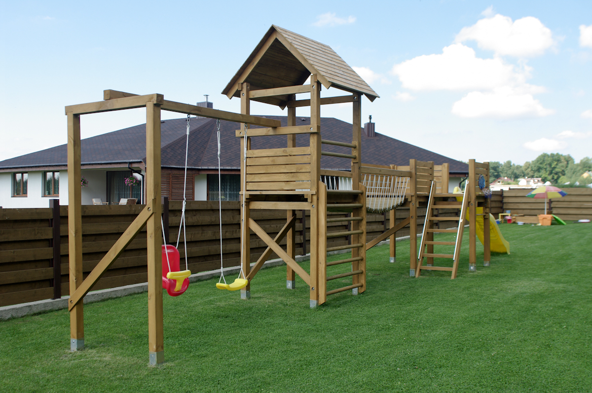 Kids playground plans plans diy free download pergola for Playground building plans