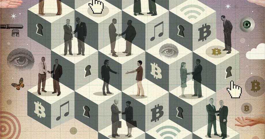 """""""Blockchain"""" technologijos panaudojimas viešajame sektoriuje: balsavimas internetu ir akcijų prekybos platformos"""