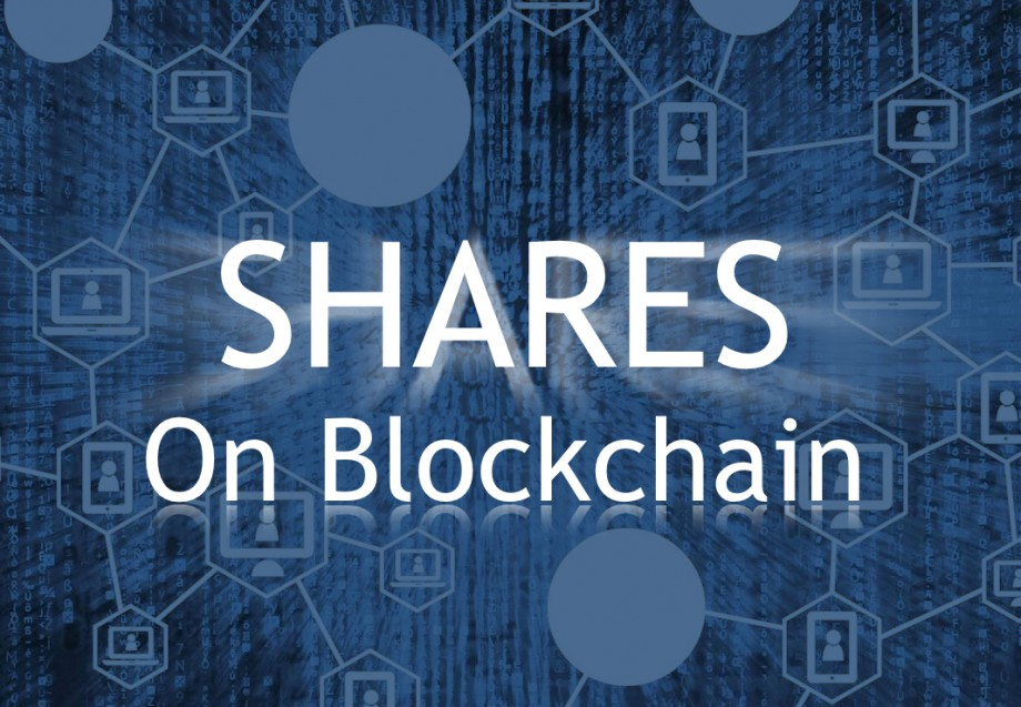 Using blockchain technology for limited company shares management